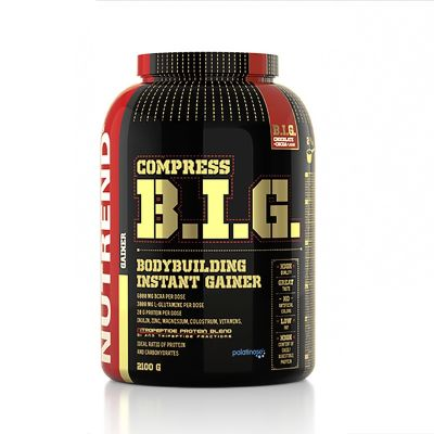 Nutrend Compress B.I.G. 2100g - Chocolate/Cocoa