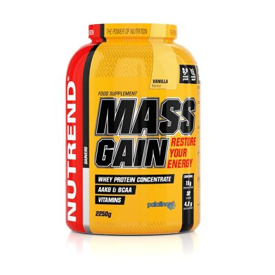 Nutrend Mass Gain 2250g - Chocolate/Cacao
