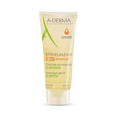 A-Derma Epitheliale A.H Duo Massage Ελαιώδες Gel κατά των Ουλών & Ραγάδων 100ml