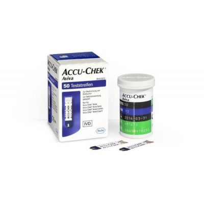 ACCU-CHECK Aviva -  50strips