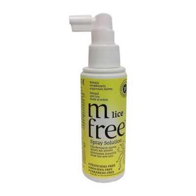 Benefit M Lice Free Spray Solution Αντιφθειρικό spray 100ml