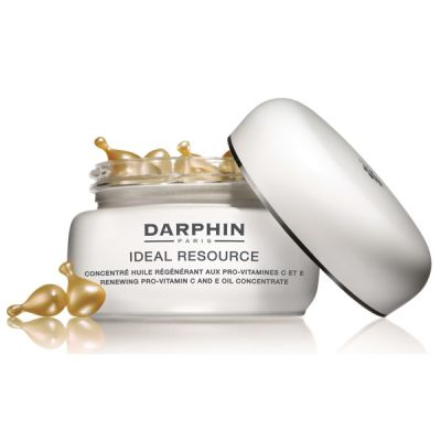 Darphin Ideal Resource Anti-Ageing & Radiance Renewing Pro Vitamin C & E Oil Concentrate 60 κάψουλες