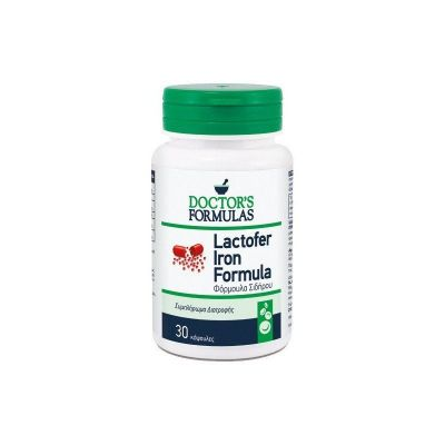 Doctors Formula Lactofer Iron Formula 30caps