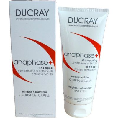 Ducray Anaphase+ Shampoo Hair Loss Supplement 200ml