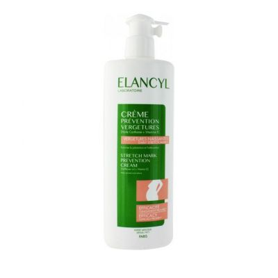 Elancyl Creme Prevention Vergetures Πρόληψη Ραγάδων 500ml