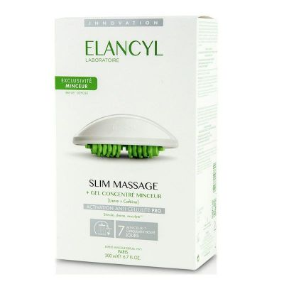 ELANCYL Slim Massage + Slimming Concentrate Gel 200ml