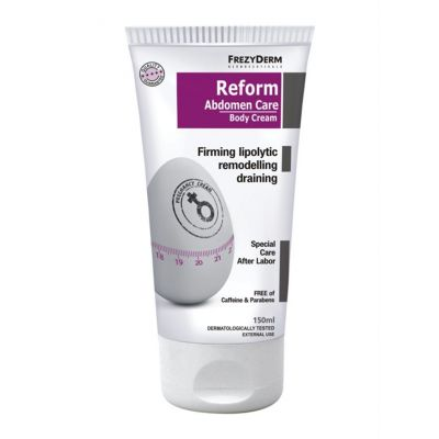 FrezyDerm Reform Abdomen Care Κρέμα Σύσφιξης 150ml