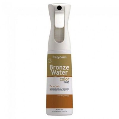 Frezyderm Bronze Water Color Mist Face & Body Αυτομαυριστικό Σπρέι 300ml