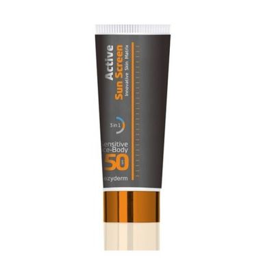 Frezyderm Active Sun Screen Sensitive Face and Body SPF50 Αντηλιακό Προσώπου & Σώματος 150ml