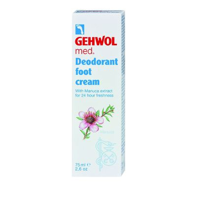 GEHWOL med Foot Cream Deodorant 75 ml