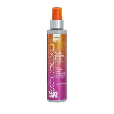 InterMed Luxurious Sun Protection Hair Spray Αντηλιακό Προστασίας Μαλλιών 200ml