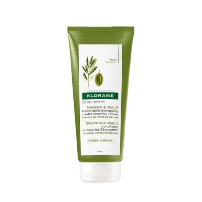 Klorane Thickness & Vitality Conditioner With Essential Olive Extract 200 ml