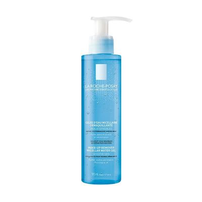 La Roche Posay Make up Remover Micellar Water Gel Απαλό Ντεμακιγιάζ σε Μορφή Τζελ 195ml