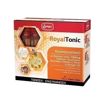 Lanes RoyalTonic 10amps x10ml