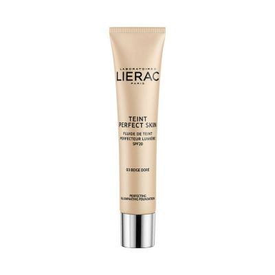 Lierac Teint Perfect Skin Illuminating Fluid SPF20 03 Golden Beige 30ml