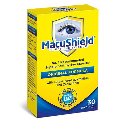 Macushield Eye Health Supplement 30 caps