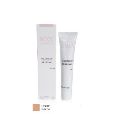 Mey BB Cream Tone Correcting & Moisturising Light Shade SPF 25, 40ml