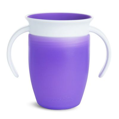 Munchkin Miracle® 360° Trainer Cup Purple 207 ml