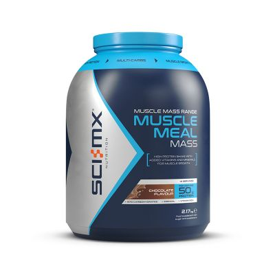 Sci-MX Muscle Meal Mass 2170g - Γεύση Σοκολάτα
