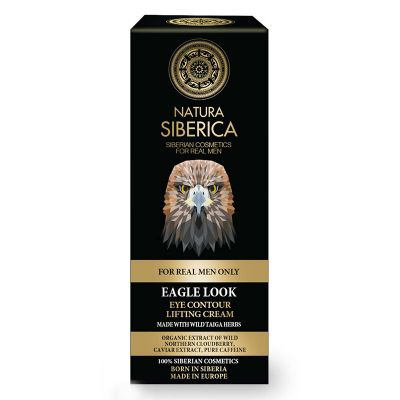 Natura Siberica Men Eagle Look Eye Contour Lifting Cream 30ml