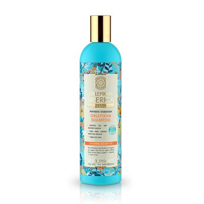 Natura Siberica Oblepikha Shampoo For Normal And Dry Hair 400ml