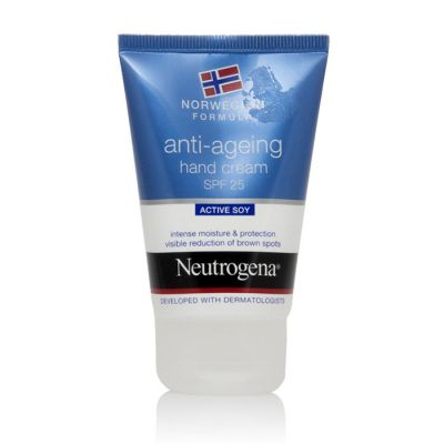 Neutrogena Norwegian Anti Ageing Hand Cream SPF25 50ml