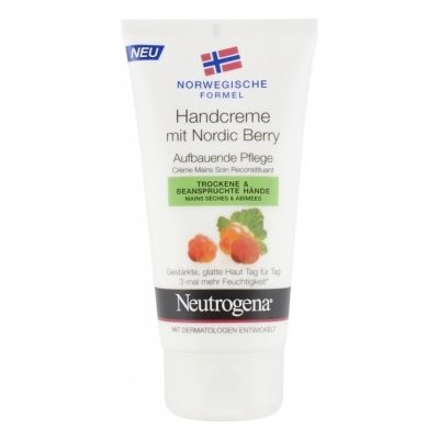 Neutrogena Nourishing Hand Cream with Nordic Berry 75ml