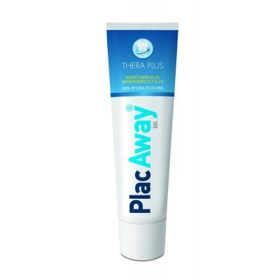 PLAC AWAY GEL THERA PLUS 35GR