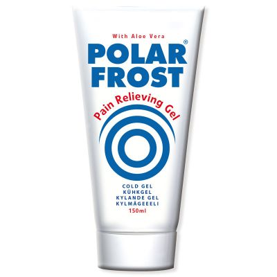 Polar Frost Pain Relieving Gel 150 ml