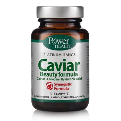 Power Health Classics Caviar Beauty Formula, 30 κάψουλες