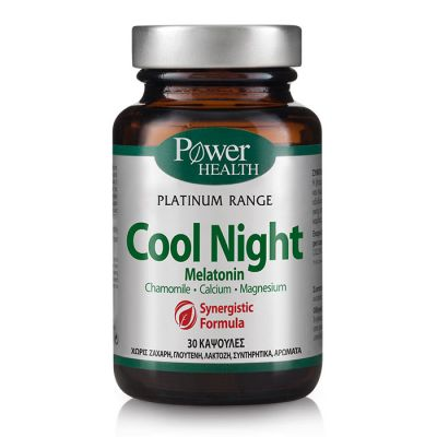 Power Health Classics Platinum Cool Night, 30 ταμπλέτες