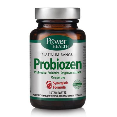 Power Health Classics Platinum Probiozen 15 tabs
