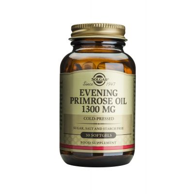 Solgar Evening Primrose Oil softgels 1300mg 30s