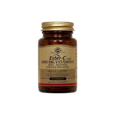 Solgar Ester-C 1000mg 30 tablets