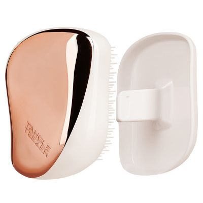 Tangle Teezer Compact Styler Rose Gold/Ivory 1 τμχ.