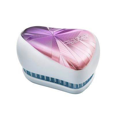 Tangle Teezer Detangling Compact Styler Smashed Holo Blue/Pink 1τμχ.