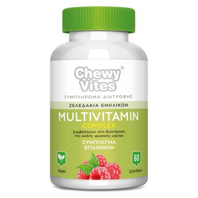 Vican Chewy Vites Adults Multivitamin Complex 60 ζελεδάκια