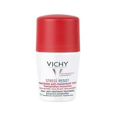 Vichy Deodorant Stress Resist Roll-On 72h Αποσμητική Φροντίδα 50ml