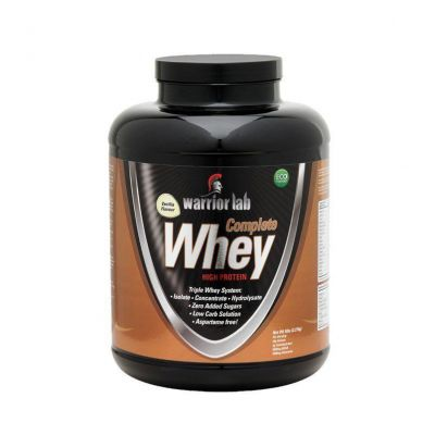 WARRIORLAB COMPLETE WHEY 2270gr - Γεύση φράουλα