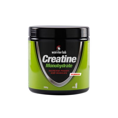 Warrior Lab Creatine Monohydrate 200gr