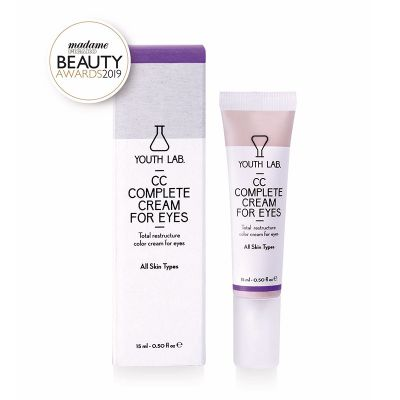 Youth Lab. CC Complete Cream for Eyes All Skin Types 15 ml