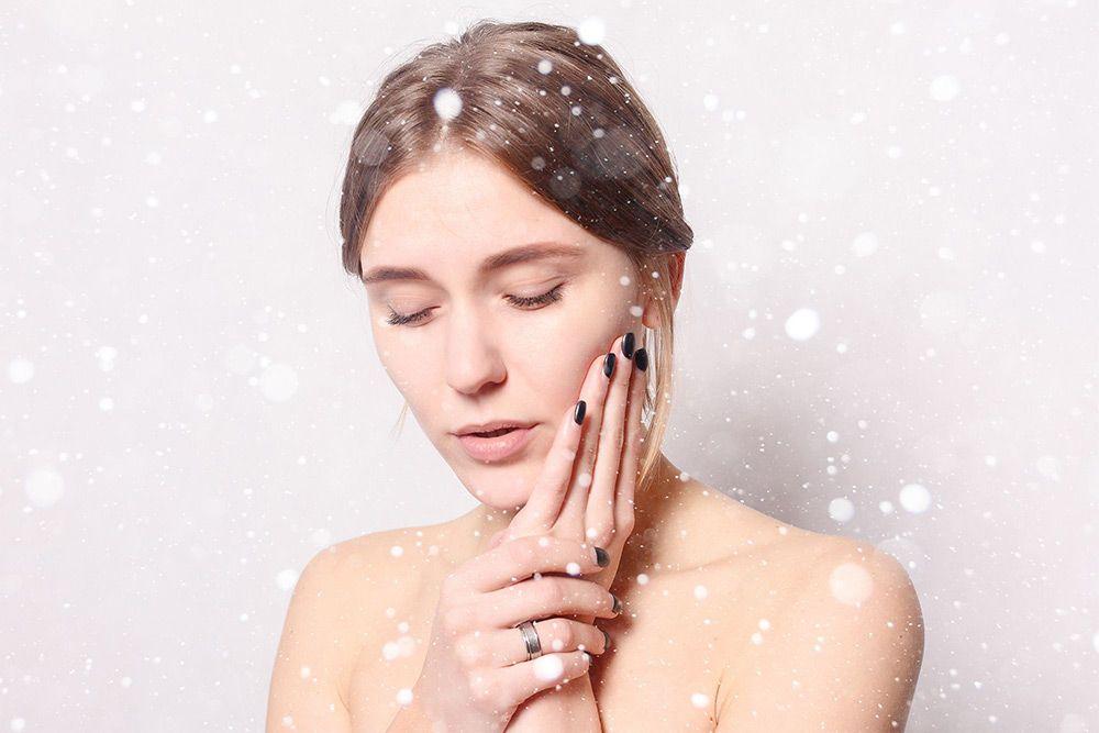 8 Συμβουλές για Υγιές και Λαμπερό Δέρμα τον Χειμώνα!