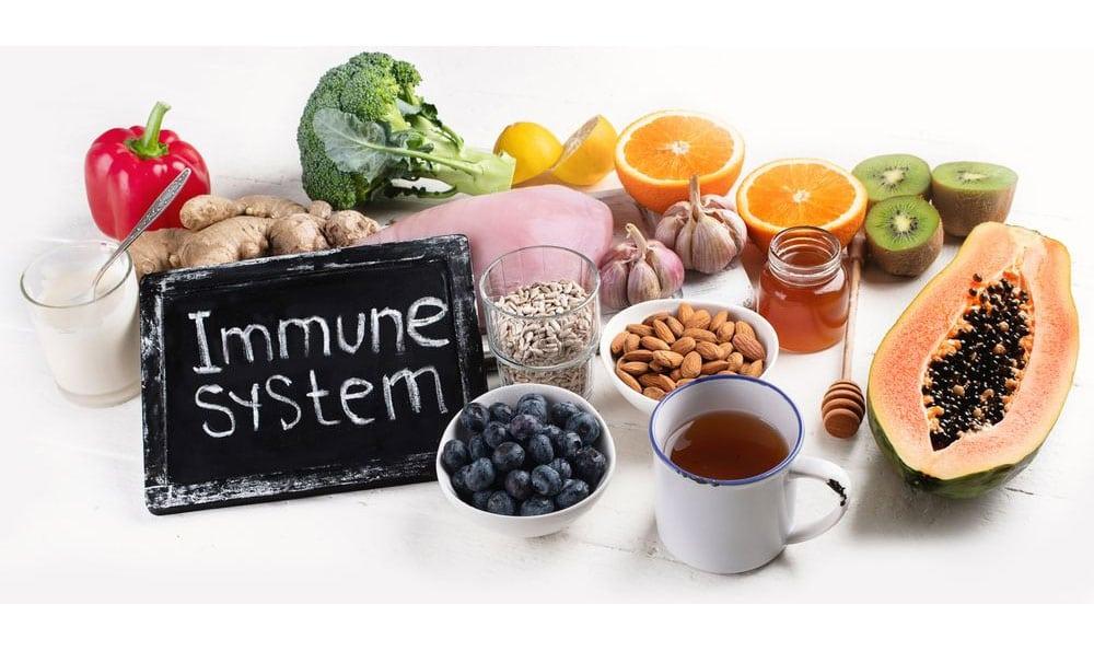 Διατροφή για Ισχυρό Ανοσοποιητικό Σύστημα