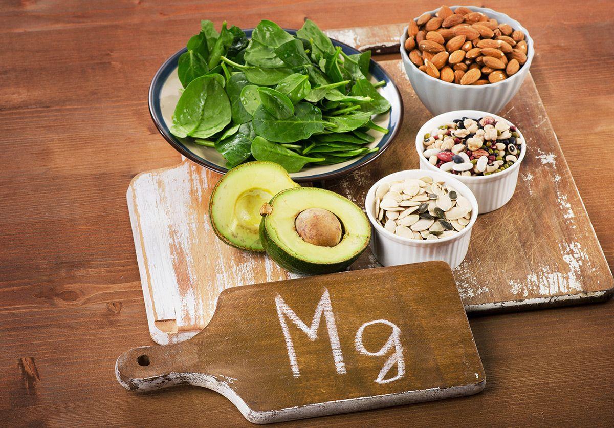 Έλλειψη Μαγνησίου. 9 συμπτώματα και 12 πλούσιες πηγές.