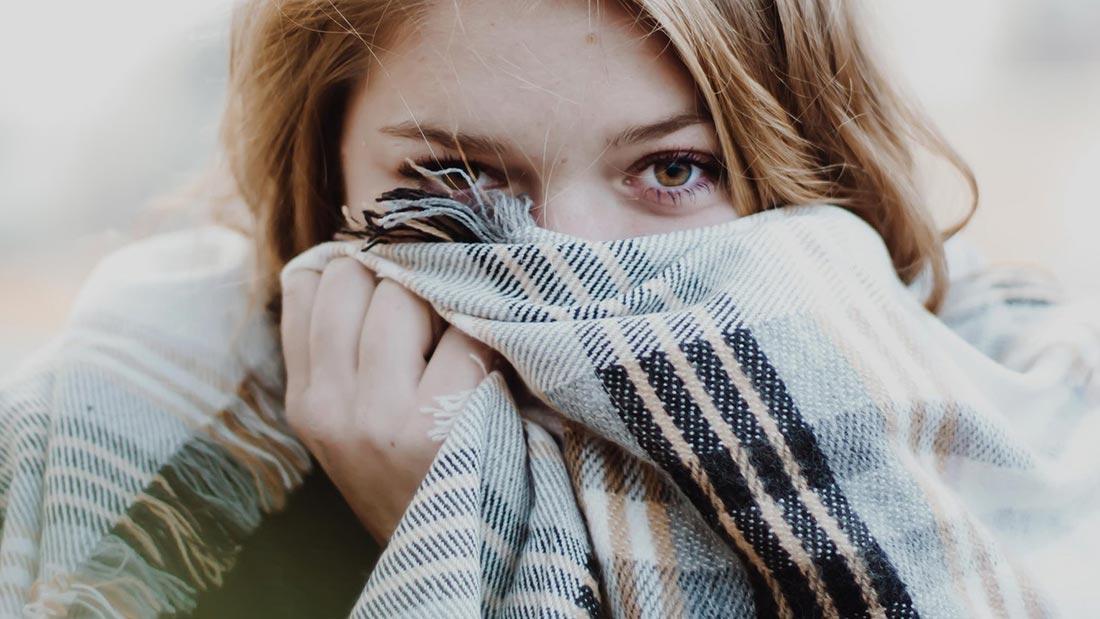 Οι Επιπτώσεις του Κρύου στο Δέρμα μας